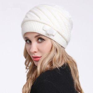 bb6eec93edf Accessories - Angora Knit Hat Beanie